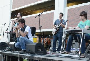 Swampfest is RHA's on-campus concert!