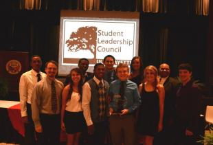 RHA Voted Student Organization of the Year (2011-2012)